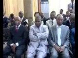Bénin : Les voeux du corps diplomatique à Boni YAYI