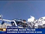 Risques d'avalanches dans les Alpes et les Pyrénées