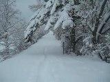 ski châtillon en diois