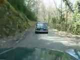 Ain Auto Tour 2009 - Austin Mini chase Innocenti Cooper