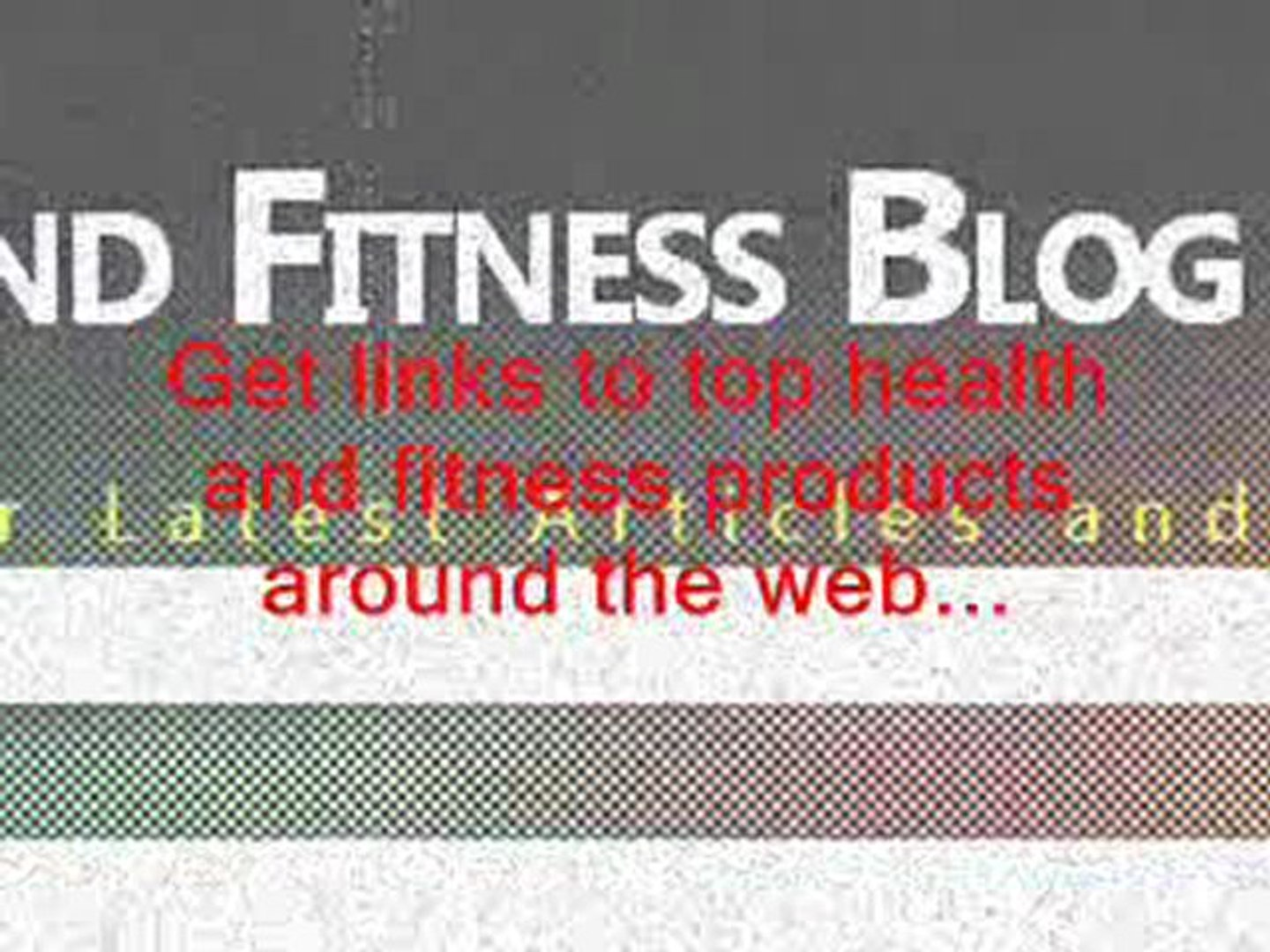 Great Membership Health and Fitness Blog
