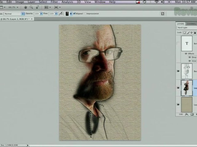 Create a Photo Drawing in Photoshop - PixelPerfect
