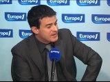 Manuel Valls favorable à une loi sur la burqa
