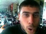 Imitation de motos à la bouche!