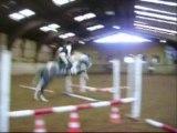 1er sauts à cheval sur Safran + coucher et tentative d'assis