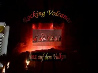 Rocking Volcanos Special 2009 zur Jahresrückblickfeier