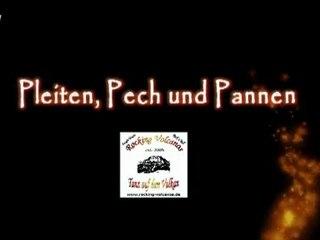 """Rocking Volcanos Special 2009 zur JRBF -  """"Die Versprecher"""""""
