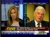 Dodd: Health Care Overhaul Bill Is 'Hanging by a Thread'