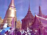 BKK le dimanche 20-12-09 au  Wat Phra Kaew  0'41