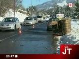 Accident de montgolfière à Praz-Sur-Arly