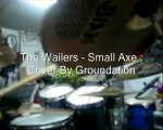 Reggae Roots - 2010 - Drums Cover Groundation + Bob Marley