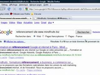 Creer son moteur de recherche avec Google