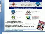 MTK Telecom. presentacion servilleta MTK Telecom