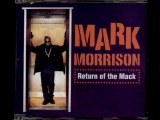 Mark Morrison - Return of the Mack Rare Remix rnb old school