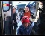 Winter Tour Lac St Jean CANADA 2001