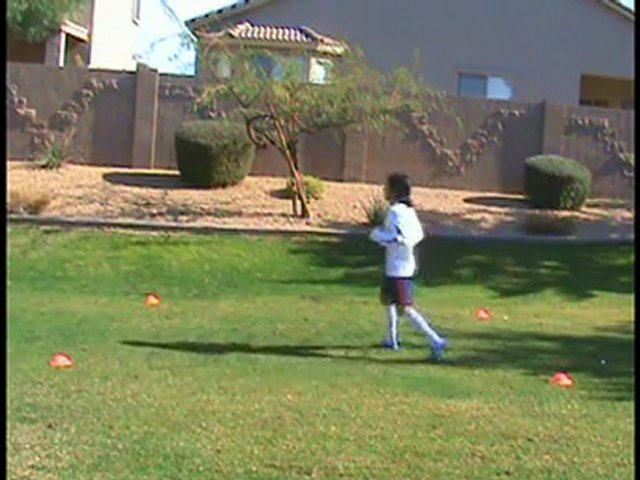 MLS Combine 2010 Soccer Fitness Training Preparation Part 2