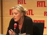 Marine Le Pen sur RTL (13/01/10)