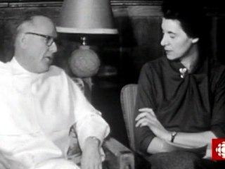 Judith Jasmin rencontre George-Henri Lévesque