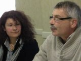Conf de presse Front de Gauche - Régionales 2010 Alain Masse