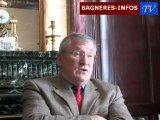 Interview de Rolland Castells maire de Bagnères de Bigorre