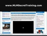 MLM Training - MLM Marketing - Jonathan Budd