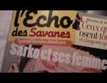 Luciano article Echo des Savanes Fevrier