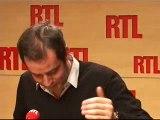 Tanguy Pastureau sur RTL (26/01/10)