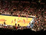 Match de basket New-York (knicks) vs Chicago Bulls
