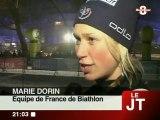 La Ronde du Dauphiné sur le Pâquier