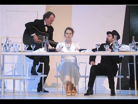 La Noce de Bertolt Brecht par Patrick Pineau