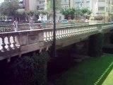 PARKOUR Saut du pont