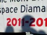 3 étapes de LGO dans l'Espace Diamant en 2011-2013