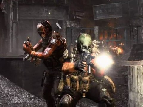 Trailer Army of Two Le 40eme jour