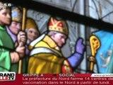 L'Eglise Sainte Elisabeth retrouve ses vitraux (Roubaix)