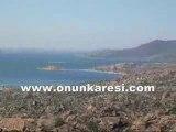 bafa gölü bafa lake www.onunkaresi.com