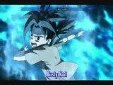 Linkin Park Papercut  (Dragon Ball Z & Blue Dragon ) AMV