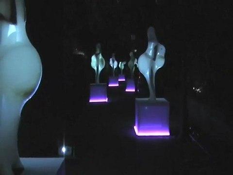 Sculpture Vivante - Gala Samsung -  Reaching the Stars with Samsung