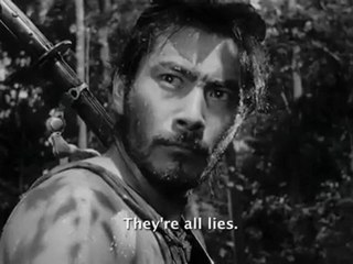Rashômon - Akira Kurosawa - Trailer by Janus films