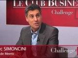 Club business: Marc Simoncini