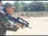 Formation : le tir au combat