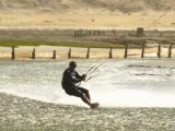 Alex Caizergues has broken the world kiteboarding speed reco