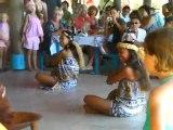 Danses tahitiennes en... Nouvelle-Calédonie