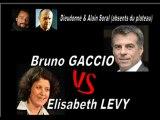 Elisabeth Levy VS Bruno Gaccio sur Dieudonné et soral