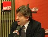 Arnaud Montebourg, Député Secrétaire National du PS