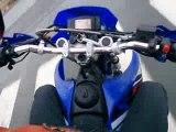 caméra embarquée Yamaha DT 50 X
