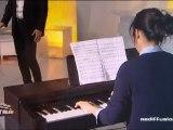 """Xin Wang chante """"I got plenty of nothin !"""" de Gershwin"""