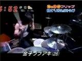 Lands Last Live -Jin Akanishi on Mezamashi [20100120]