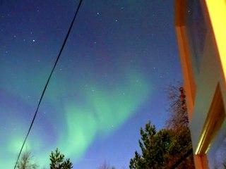 northern light slide show