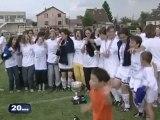 Foot féminin : FCF Juvisy, championnes de France