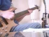 Marcus Miller Rampage bass cover